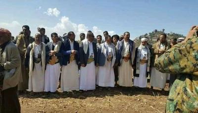 لجان حوثية تجوب محافظة إب لنشر فكرها الطائفي وتحشيد المقاتلين