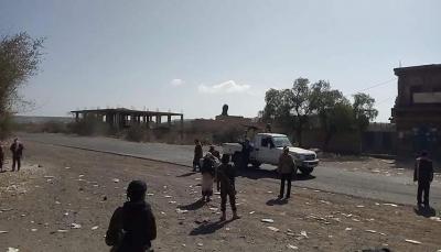 """الضالع: قتلى وجرحى من مليشيا الحوثي في عملية نوعية لقوات الجيش جنوب """"دمت"""""""