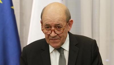 """فرنسا تطالب التحالف بوقف الصراع وتصف الحرب في اليمن بـ""""القذرة"""""""