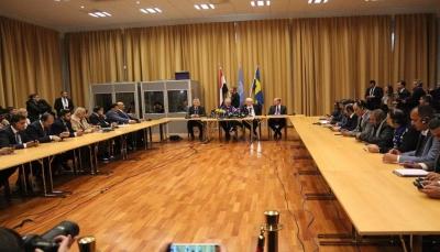 الوفد الحكومي: اجتماعات تعقد في عمّان بالتزامن مع مشاورات السويد لبحث الملف الاقتصادي