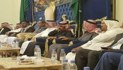 محافظ حضرموت: موعودون بمساعدات ومشاريع اقتصادية مهمة من السعودية