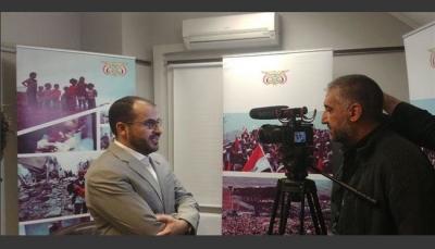 رئيس وفد الحوثيين للمشاورات: احرزنا تقدما في الأفكار فقط.. وليس هناك أي اتفاقات (ملزمة) حتى الأن