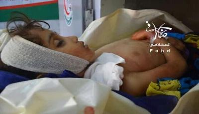 مقتل طفلة وإصابة شقيقها برصاص مليشيات الحوثي شرق تعز