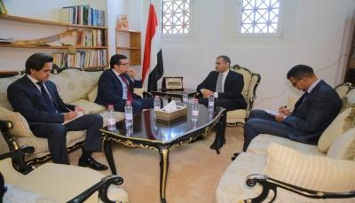 تركيا تجدد موقفها الداعم للحل السياسي في اليمن وفقا للمرجعيات الثلاث