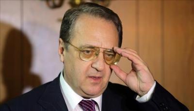 """روسيا: مستعدون لعقد لقاء بين """"فتح"""" و""""حماس"""" في موسكو"""