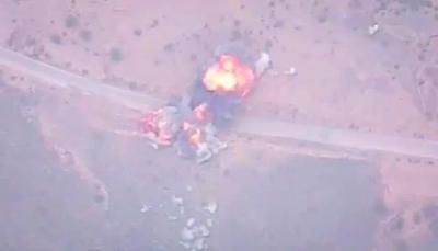 مأرب: الجيش يصد محاولات تسلل للمليشيا في جبهة صرواح ومقاتلات التحالف تدمر تعزيزات