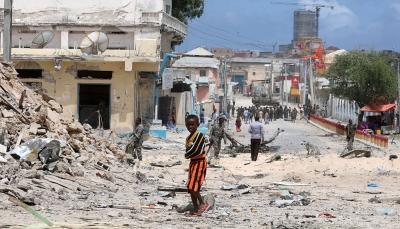 ستة قتلى في تفجير انتحاري يستهدف نقطة تفتيش بمقديشو