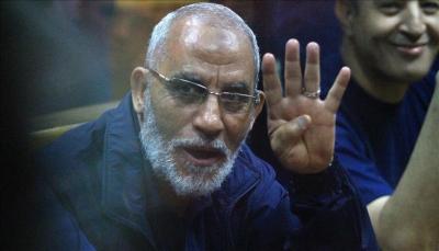 تأييد رابع حكم نهائي بالسجن بحق مرشد إخوان مصر 10 سنوات