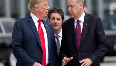 الرئيس الأمريكي ترامب مخاطباً أردوغان: سوريا كلّها لك.. لقد انتهينا
