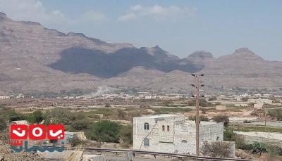 """الضالع: مقتل إثنين مدنيين إثر قصف الحوثيين قرية """"بيت اليزيدي"""" جنوب دمت"""