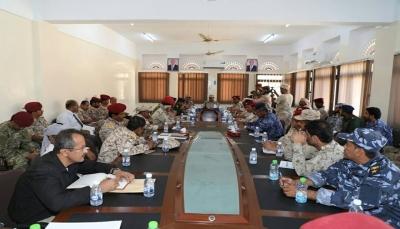 محافظ حضرموت: العام القادم سيشهد انتشاراً جديداً في الأمن ونحذر من خطورة المرحلة الحالية