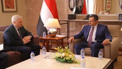 روسيا تجدد تأكيد موقفها الداعم للحكومة الشرعية وأمن واستقرار ووحدة اليمن