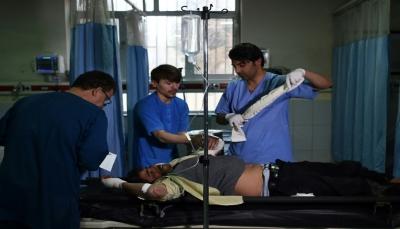 أفغانستان: أكثر من 40 قتيلاً في هجوم على مجمع حكومي في كابول