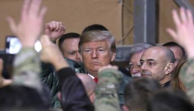 ترامب يهدد: استخدام القوة العسكرية في فنزويلا خيار مطروح