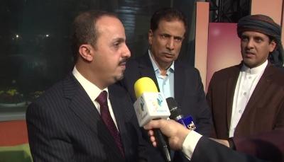 """في ظل  فشله في إدارة الإعلام الرسمي.. """"الإرياني"""" يدشن  بث قناة محلية في المهرة"""