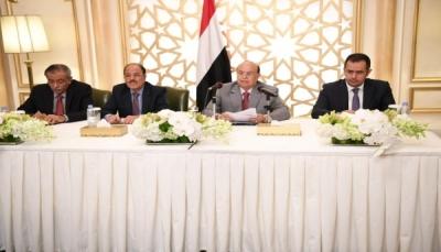 """الرئيس هادي يقرر انعقاد مجلس النواب بـ""""عدن"""" بعد ثلاثة أشهر إثر خلافات"""