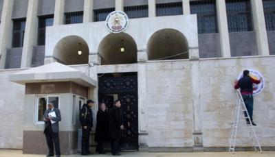 """بعد الإمارات.. البحرين تعلن """"استمرار العمل"""" في سفارتها في دمشق"""
