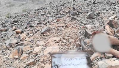 """مقتل القيادي في مليشيا الحوثي المكنى بـ""""أبو طالب"""" في حرض بحجة"""