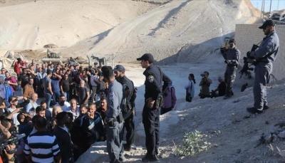 """""""الخان الأحمر"""".. المقاومة الشعبية تهزم الاحتلال الإسرائيلي"""