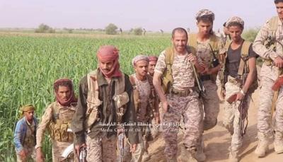 حجة: قوات الجيش الوطني تعلن تحرير مناطق جديدة شرق مدينة حرض