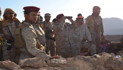 رئيس الأركان: العمليات العسكرية مستمرة حتى استعادة الشرعية وانهاء الانقلاب