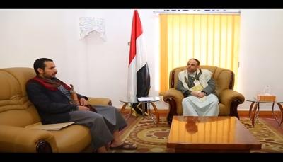 """مصادر: قبائل قيفة رداع تُخلص الشيخ """"الذهب"""" من الإقامة الجبرية بصنعاء إثر تقديم استقالته للحوثيين"""