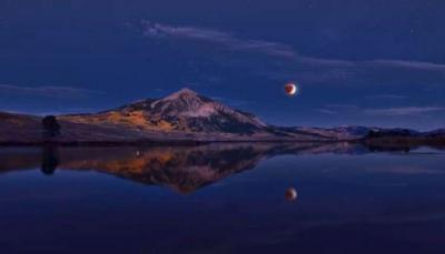 مع بداية العام الجديد.. الأرض تستقبل ظاهرة فلكية نادرة