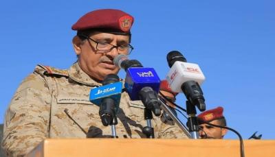 رئيس الأركان: الجيش الوطني على استعداد تام لتحرير كل شبر من تراب الوطن
