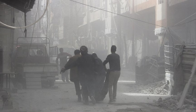 الشبكة السورية: أطراف النزاع بسوريا قتلوا 6964 مدنيا في 2018