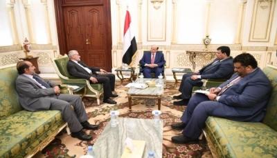 الرئيس هادي: القضاء ميزان العدل المُفضي الى الاستقرار المجتمعي