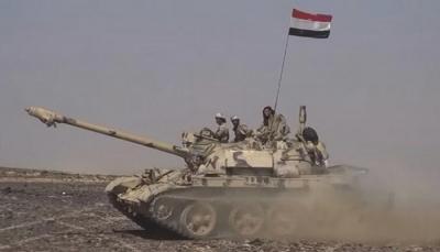 تعز.. مقتل 25 حوثيا بينهم قيادات خلال سيطرة قوات الجيش على محيط البرح