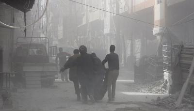 مقتل 11 مدنيًا من عائلة واحدة بقصف للتحالف الدولي شرقي سوريا