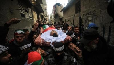 """""""بأي ذنب قتلوا كرم"""".. رصاصة إسرائيلية تردي بمعاق فلسطيني وأحلامه"""