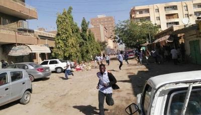الشرطة السودانية تستخدم الغاز المسيل للدموع لتفريق تظاهرات جديدة