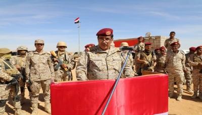 رئيس الأركان: القوات المسلحة في أتم جاهزيتها لتنفيذ المهام القتالية المسنودة اليها