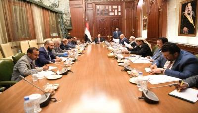 قبيل لقاء المبعوث الأممي.. الرئيس يعقد اجتماع استثنائي لمستشاريه بحضور نائبه ووزير الخارجية