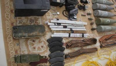 في عملية مداهمة..الجيش يلقي القبض على خمسة من أخطر العناصر الإرهابية (صور)