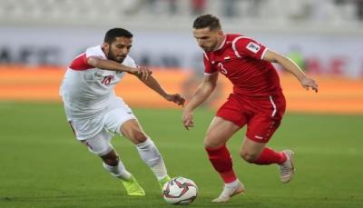 منتخب الأردن يهزم سوريا ويتأهل إلى دور الـ 16 في كأس آسيا