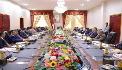 """الحكومة تهدد انها """"لن تقف مكتوفة الأيدي"""" إزاء ممارسات الحوثيين لإطالة أمد الحرب"""
