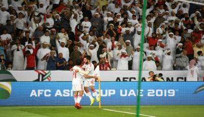 الامارات تستعيد عافيتها على حساب الهند وتتصدر المجموعة الأولى في كأس آسيا