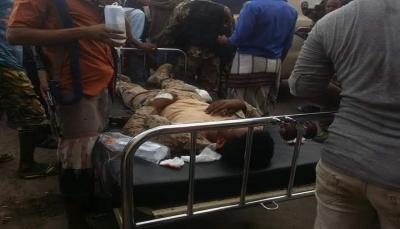 مقتل وإصابة 26 عسكرياً في هجوم الحوثيين على قاعدة العند الجوية