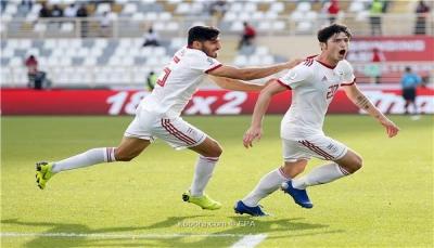 إيران تحجز مقعدها في ثمن نهائي كأس آسيا
