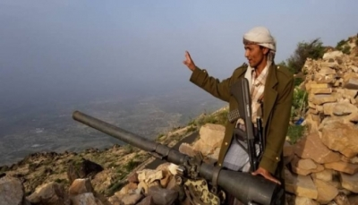 تعز: مقتل قيادي حوثي مع أربعة من مرافقيه بمواجهات شرقي المدينة