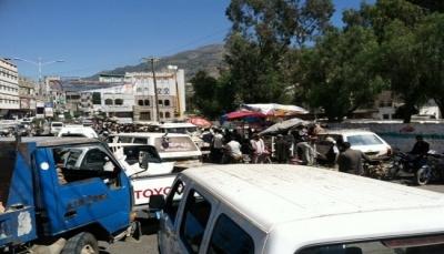 """إب: مقتل مواطن برصاص مسلحين في """"سوق الجبري"""""""