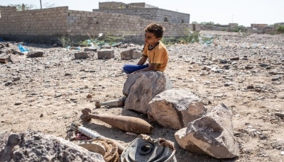 أطباء بلا حدود: في اليمن.. المدنيون محاصرون بألغام الحوثيين
