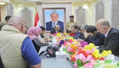 مباحثات يمنية تركية لتعزيز التعاون المشترك في المجال الأمني
