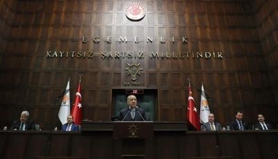 أردوغان يقول إن تركيا تعتزم إنشاء منطقة آمنة شمالي سوريا بعمق 20 ميلاً