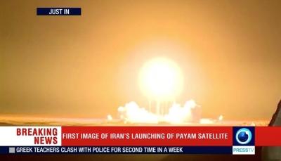 """إيران تفشل في محاولة إطلاق قمر صناعي بالتزامن مع ذكرى """"ثورة الخميني"""""""