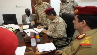 """الجيش يوقع مع """"اليونيسيف"""" خارطة  طريق لمنع تجنيد الاطفال"""