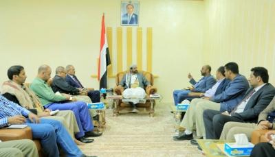 مساع لإفتتاح فرع لمؤسسة التأمينات في مأرب بعد نقل مركزها الرئيس الى عدن